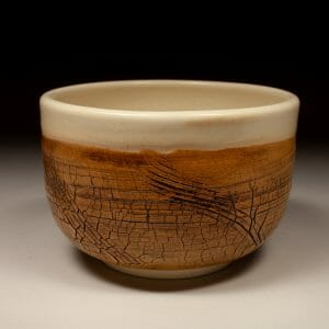 Striated Bowl