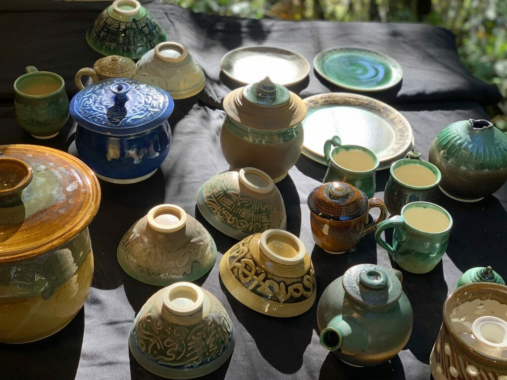 Functional Pottery Firing