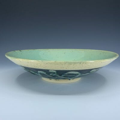Bowl - Shallow radius with illustration