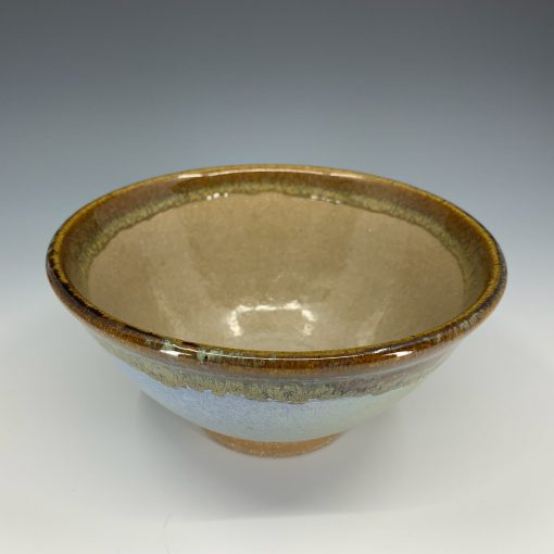 Bowl - Blue Green Stoneware