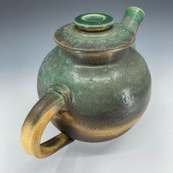 Teapot - Patina