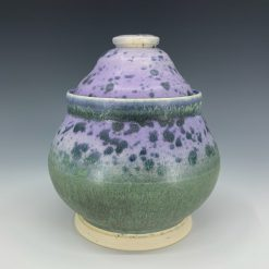 purple precious jar